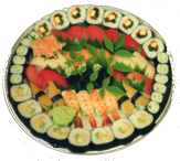 Sushi Luck Party Trays